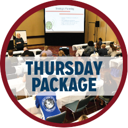 Thursday NRPA Live Package