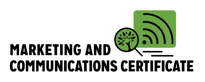 Marketing and Communications Certificate Logo